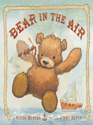 cover image of Bear in the Air