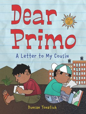 cover image of Dear Primo
