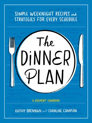 cover image of The Dinner Plan