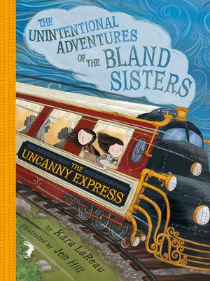 cover image of The Uncanny Express