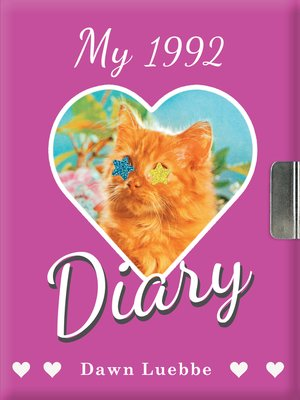 cover image of My 1992 Diary