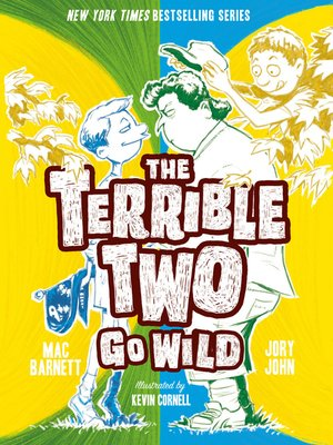cover image of The Terrible Two Go Wild