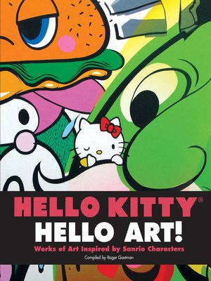 cover image of Hello Art!