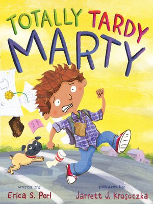 cover image of Totally Tardy Marty