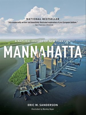 cover image of Mannahatta