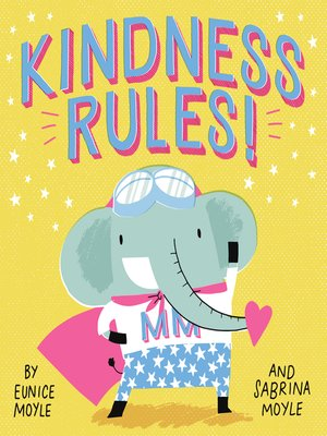 cover image of Kindness Rules!