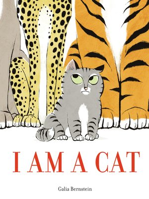 cover image of I Am a Cat