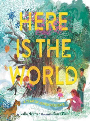 cover image of Here is the World