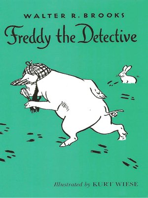 cover image of Freddy the Detective