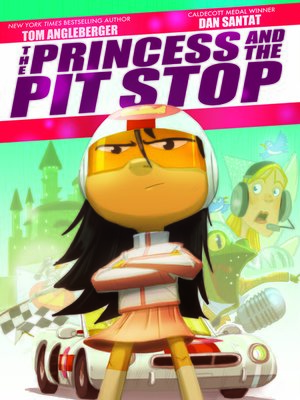 cover image of The Princess and the Pit Stop