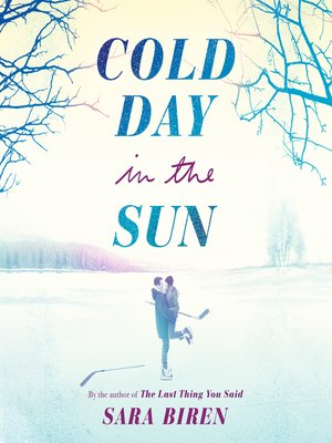 cover image of Cold Day in the Sun