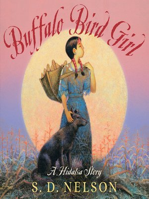 cover image of Buffalo Bird Girl