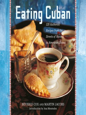 cover image of Eating Cuban