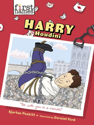 cover image of Harry Houdini