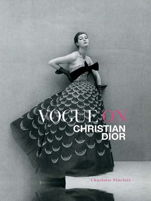 cover image of Vogue on Christian Dior