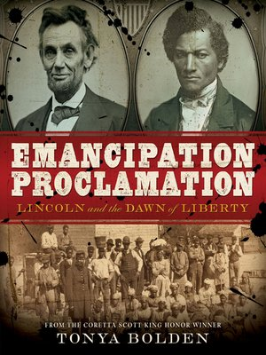 cover image of Emancipation Proclamation