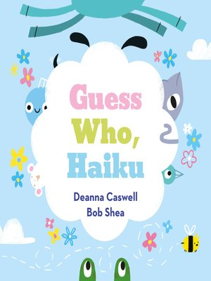 cover image of Guess Who, Haiku