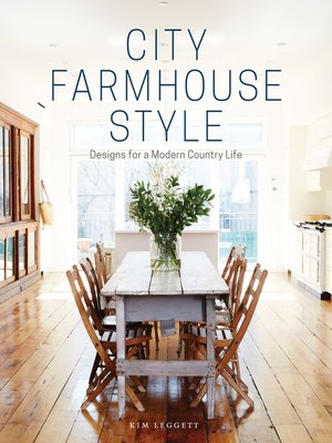 cover image of City Farmhouse Style
