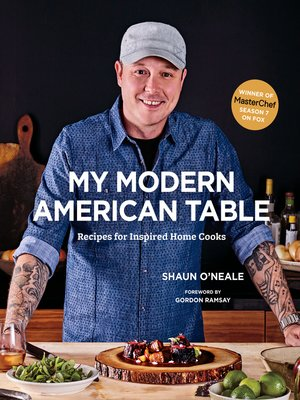 cover image of My Modern American Table