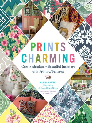 cover image of Prints Charming by Madcap Cottage