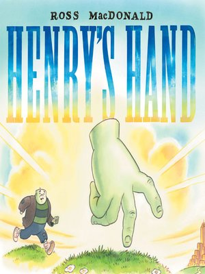 cover image of Henry's Hand