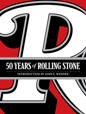 cover image of 50 Years of Rolling Stone