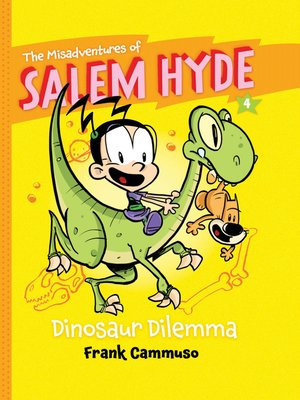 cover image of Dinosaur Dilemma