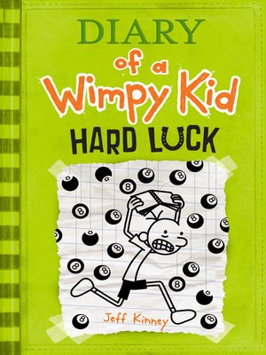 Hard Luck by Jeff Kinney
