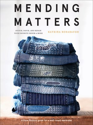 cover image of Mending Matters
