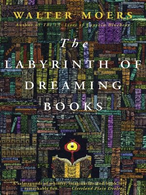 cover image of Labyrinth of Dreaming Books
