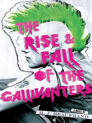 cover image of The Rise and Fall of the Gallivanters