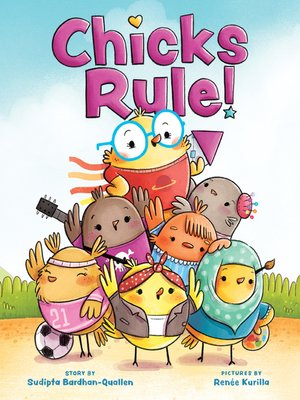 cover image of Chicks Rule!