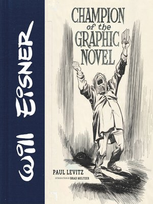 cover image of Will Eisner