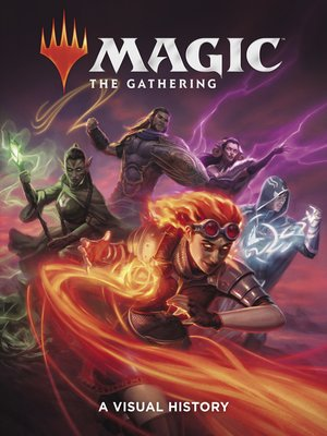 cover image of Magic: The Gathering: Rise of the Gatewatch