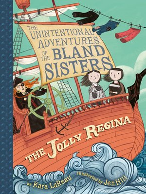 cover image of The Jolly Regina