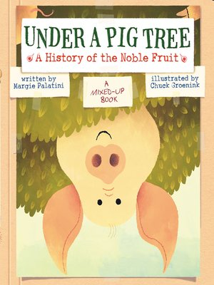 cover image of Under a Pig Tree