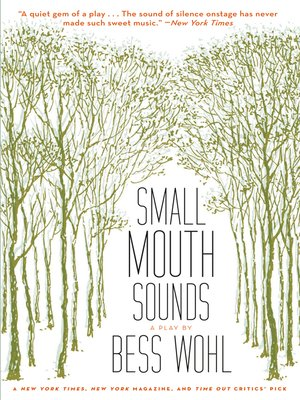 cover image of Small Mouth Sounds