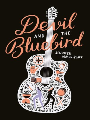 cover image of Devil and the Bluebird