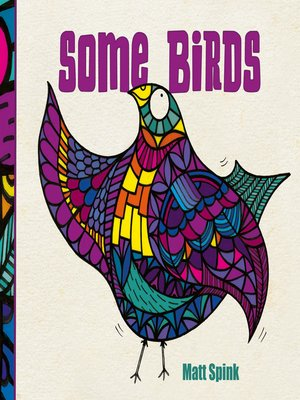 cover image of Some Birds