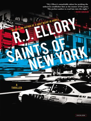 cover image of Saints of New York