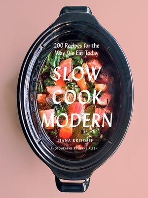 cover image of Slow Cook Modern