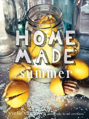 cover image of Home Made Summer