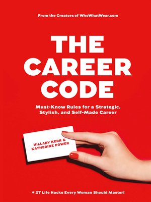 cover image of The Career Code