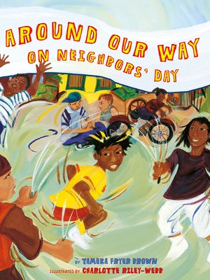 cover image of Around Our Way on Neighbors' Day