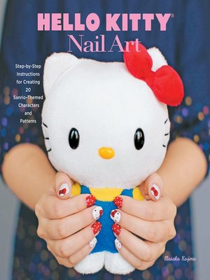 cover image of Hello Kitty Nail Art