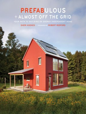 cover image of Prefabulous + Almost Off the Grid