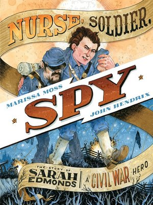 cover image of Nurse, Soldier, Spy