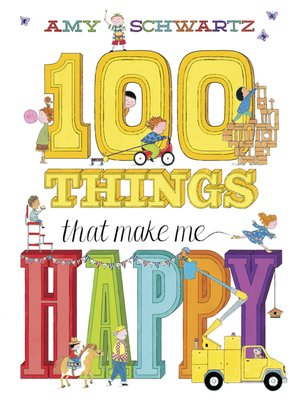 cover image of 100 Things That Make Me Happy