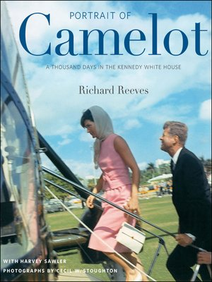 cover image of Portrait of Camelot