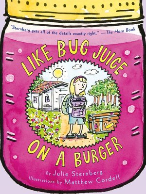 cover image of Like Bug Juice on a Burger